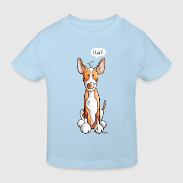 Podenco Play - Kinder Bio-T-Shirt