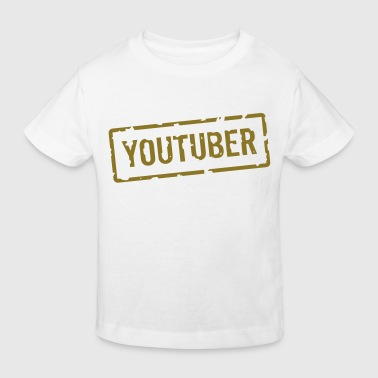 YOUTUBER - Kinder Bio-T-Shirt