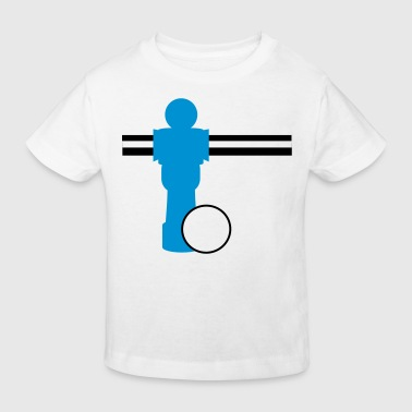 table football one player - Kids' Organic T-shirt