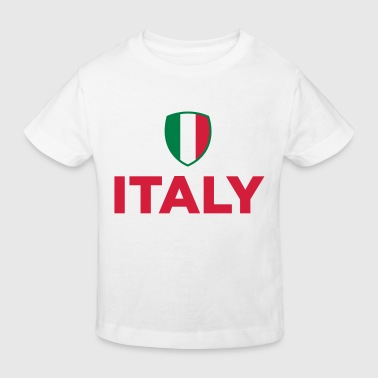 National flag of Italy - Kids' Organic T-shirt