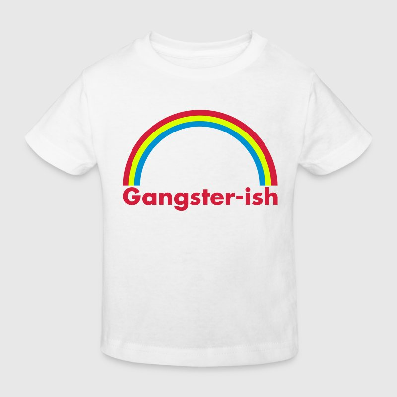 Gangster-ish - Kids' Organic T-shirt