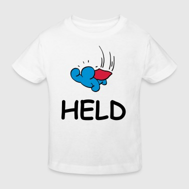 HELD - Kinder Bio-T-Shirt