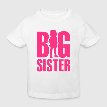Big Sister - Kids' Organic T-shirt