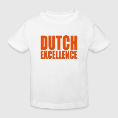 Dutch Excellence - Kinderen Bio-T-shirt
