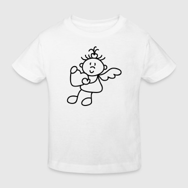 Sweet little angel - Kids' Organic T-shirt