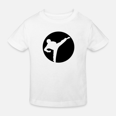Kick Kick - Kids' Organic T-Shirt