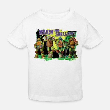 Turtles Teenage Premium Longsleeve TURTLES 'Shellaxin'!' - Kinder Bio T-Shirt
