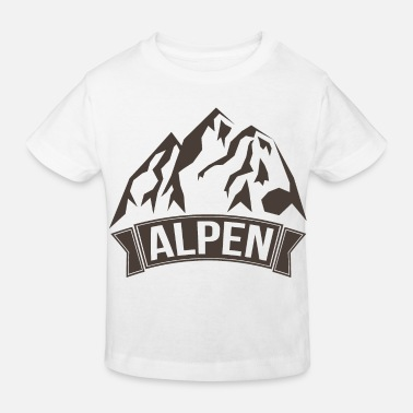 Alps Alps - Kids' Organic T-Shirt