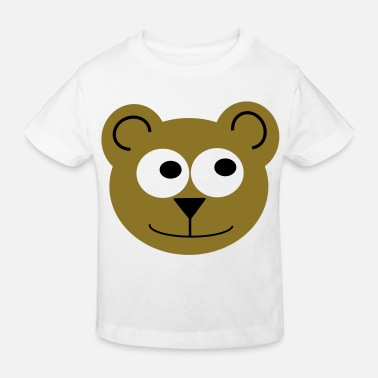 Sumu Lee Bear (glad) - Ekologisk T-shirt barn