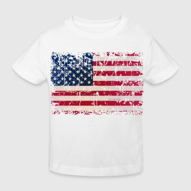 USA - Kinder Bio-T-Shirt