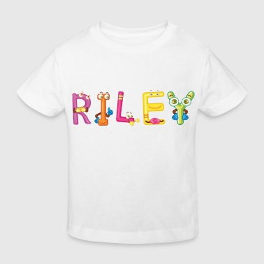 Riley - Kinder Bio-T-Shirt