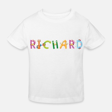 Richard Richard - Kinder Bio-T-Shirt