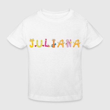 Juliana - Kinder Bio-T-Shirt