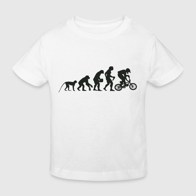 Evolution BMX - T-shirt bio Enfant