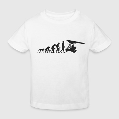 Gleiter Evolution - Kinder Bio-T-Shirt