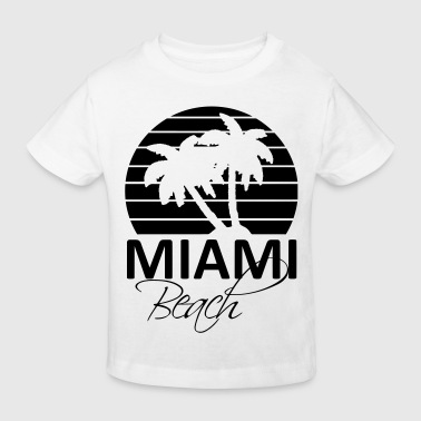 miami beach - Kids' Organic T-shirt