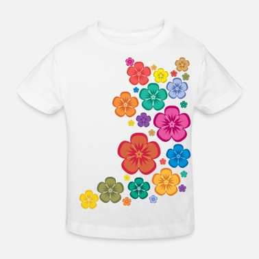 New Age New Age Flower Power - Kinder Bio T-Shirt
