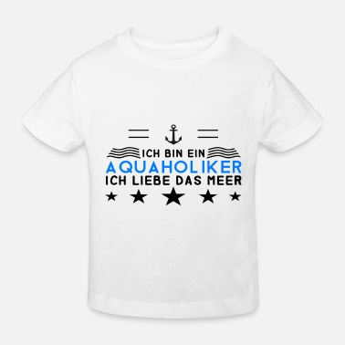 Water Sports water sports - Kids' Organic T-Shirt