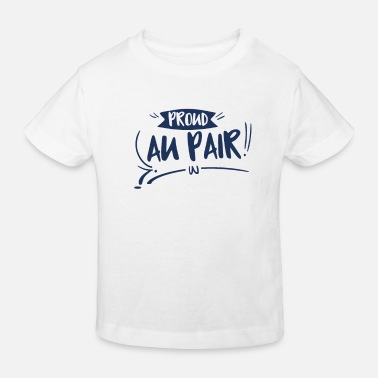 Plus Maid Gift Au Pair Barnvakt Aupair - Ekologisk T-shirt barn