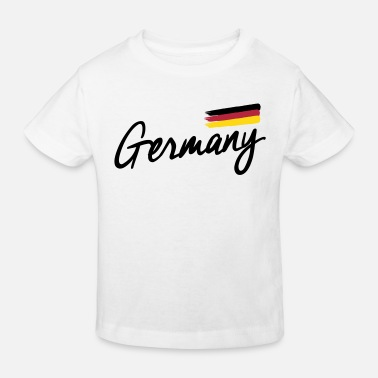 Germany Germany - Germany - Federal Republic of Germany - Kids' Organic T-Shirt