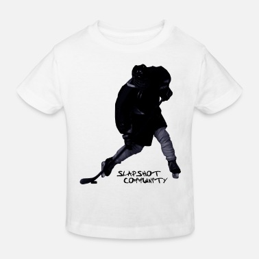 Community Slapshot Community - T-shirt bio Enfant