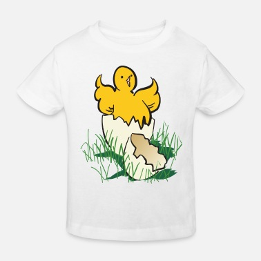 chicken26 - Kids' Organic T-Shirt