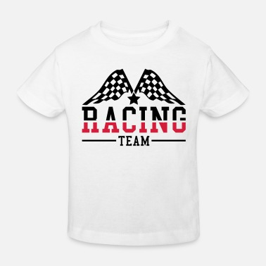Motor Sport racing_team_ri2 - Kids' Organic T-Shirt