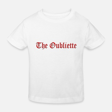 Apron The Oubliette Apron - Kids' Organic T-Shirt