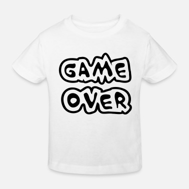 Game Over Game Over - T-shirt bio Enfant