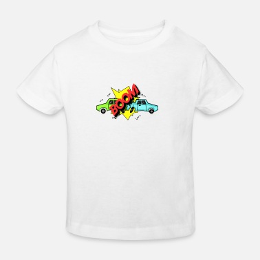 Accident Accident - Kids' Organic T-Shirt