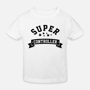 Controller Super CONTROLLER, Controlling Financial Reporting - Ekologisk T-shirt barn
