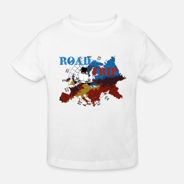 Trip ROAD-TRIP - Kinder Bio T-Shirt