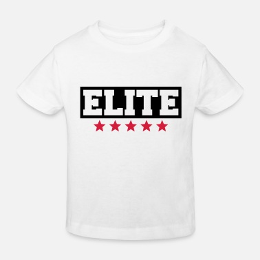 Elite Elite - Kinder Bio T-Shirt