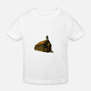 Church church - Kids' Organic T-Shirt