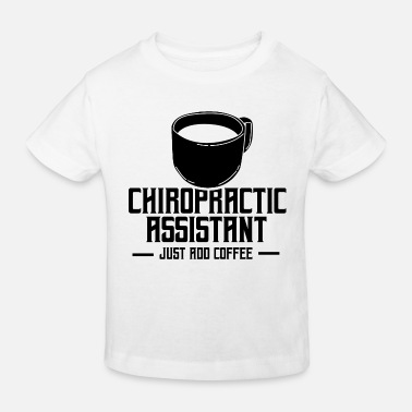 Chiropratique Assistant chiropratique - T-shirt bio Enfant