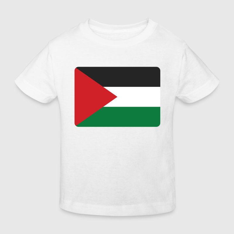 KUWAIT FLAG! - Kids' Organic T-shirt