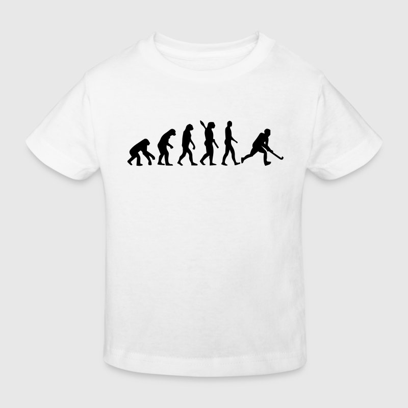 HOCKEY EVOLUTION! - Kinder Bio-T-Shirt