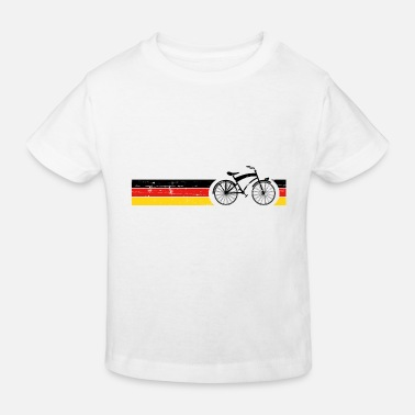 National Vélo National Colors National Germany Gift - T-shirt bio Enfant