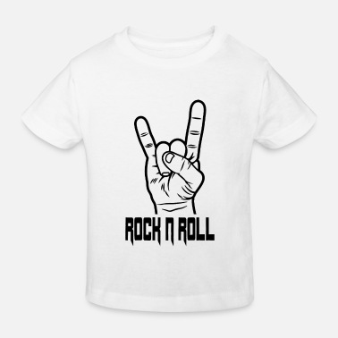 Rock N Roll Rock N Roll - Kids' Organic T-Shirt