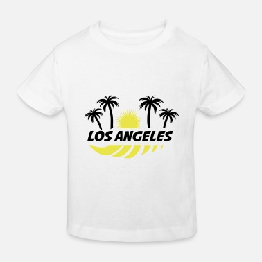 California los Angeles - Kids' Organic T-Shirt