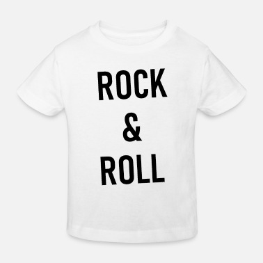 Rock Skirt Rock and Roll - Musik - Musik - Økologisk T-shirt til børn