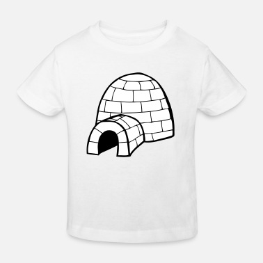 Igloo Igloo - T-shirt bio Enfant