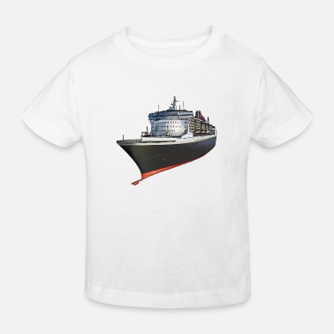 Cruise Cruise ship - Kids' Organic T-Shirt