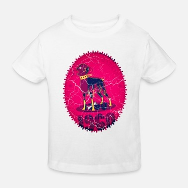 Dog Days - double exposition - T-shirt bio Enfant