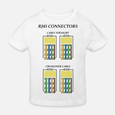 Connector Connectors RJ45 c1 - Kids' Organic T-Shirt