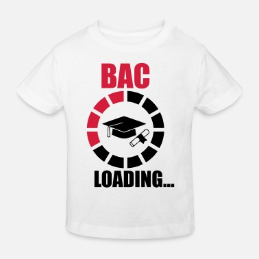 Bac bac loading - T-shirt bio Enfant