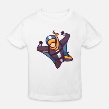 Icon Pull Wingsuit - T-shirt bio Enfant
