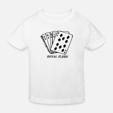 Royal Flush Royal Flush - Kinder Bio T-Shirt