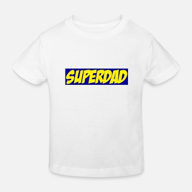 superdad - T-shirt bio Enfant