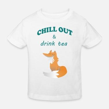 Chill Out Chill Out - T-shirt bio Enfant